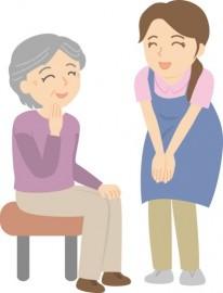 介護の画像